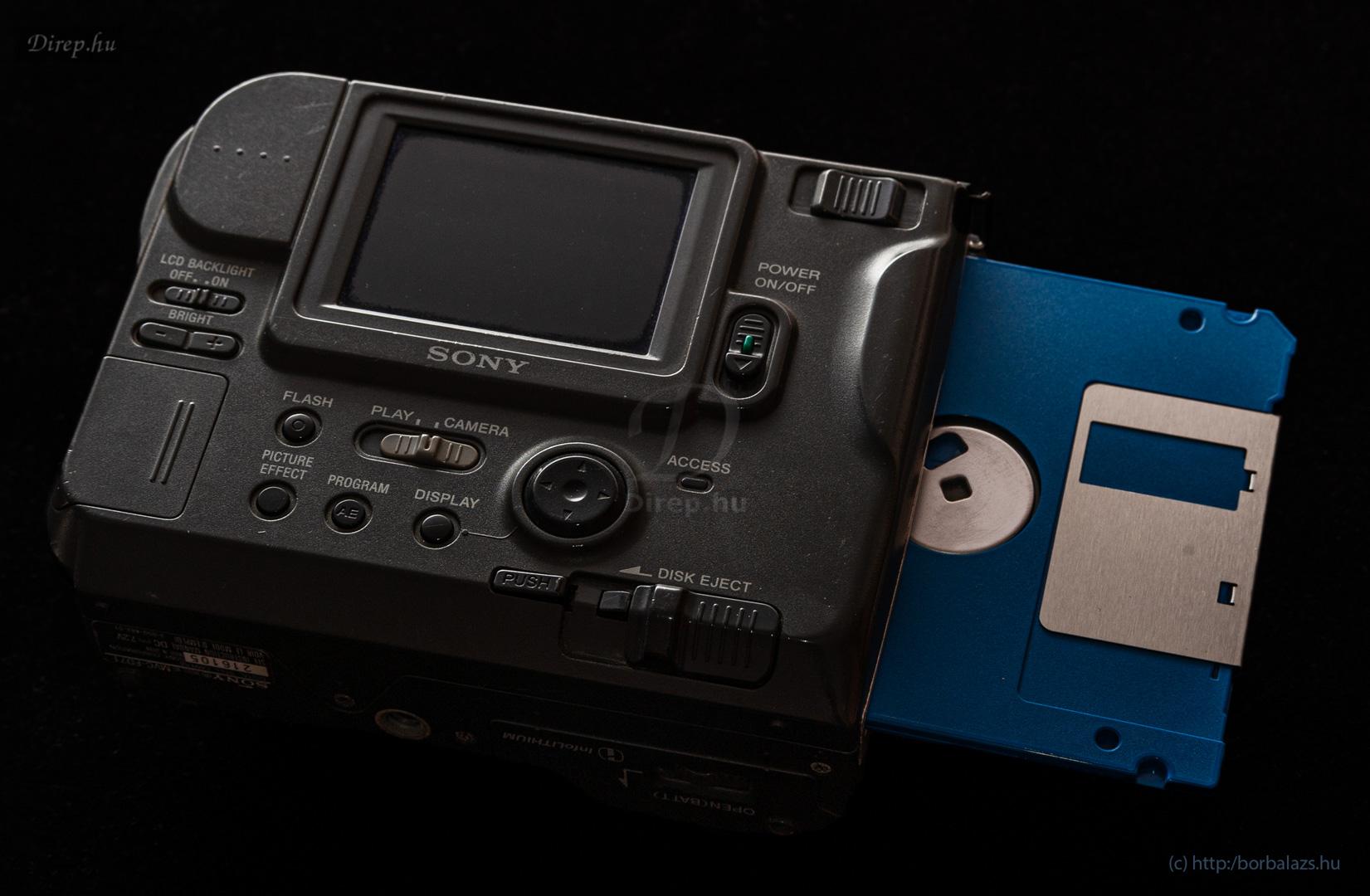 Sony Mavica MVC-FD-7