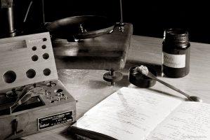 Fekete-fehér laborálás